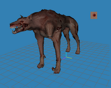 G-Virus Dog 2