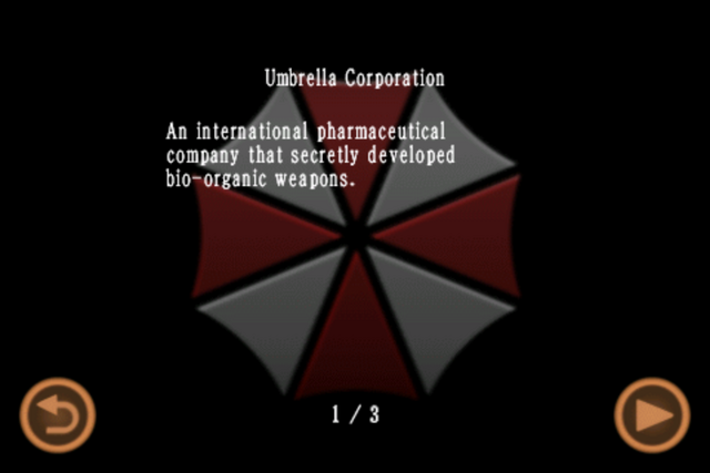File:Mobile Edition file - Umbrella Corporation - page 1.png