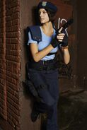Julia Voth as Jill Valentine 5