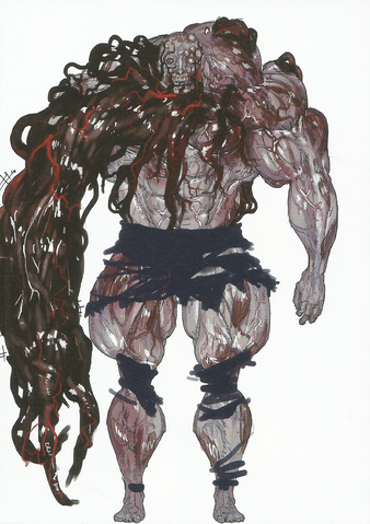 File:BIOHAZARD REVELATIONS 2 Concept Guide - Monster Neil concept art 2.png