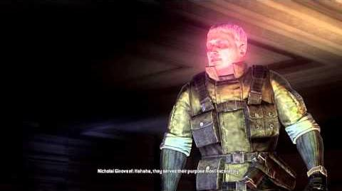 Resident Evil Operation Raccoon City all cutscenes - A Threat Silently Lying in Wait (Vector)