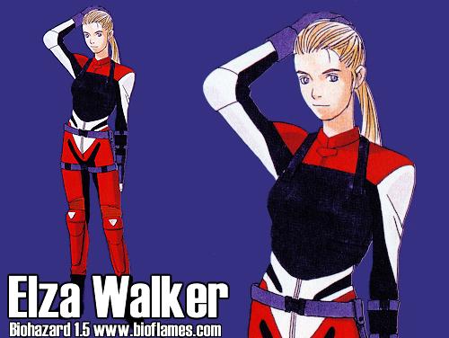 File:BIOHAZARD 1.5 concept art - Elza Walker from Bioflames 2.jpg