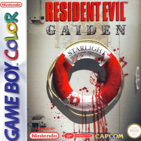 File:Resident Evil Gaiden - European cover.jpg