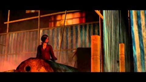 Resident Evil 6 all cutscenes - Ubistvo Defeated (Ada's version)