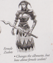 Rejected Ganado - Female Zealot 2