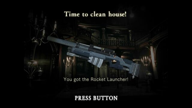 File:Rocket Launcher (RE1 infinite).jpg