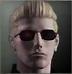 Resident Evil CODE Veronica HD Battle Game - Albert Wesker mugshot 1