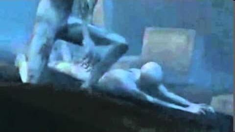 Resident Evil CODE Veronica X - 02 - Graveyard encounter