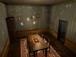 Small dining room resident evil wiki fandom powered by for Dining room or there is nothing wiki