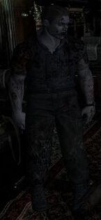 Edward zombie