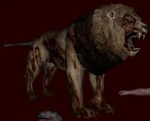 File:Resident Evil Outbreak - Zombie Lion (Male) CG art 1.jpg