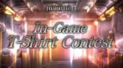 RE0 T-shirt contest