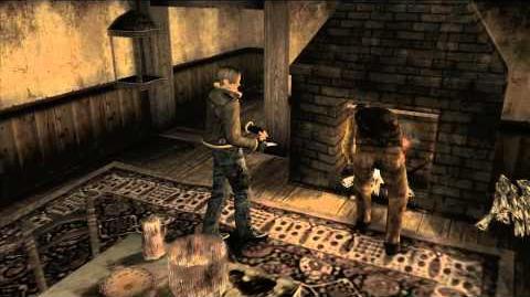 Resident Evil 4 all cutscenes - Chapter 1-1 Scene 1