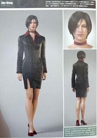 File:Ada Wong - Biohazard Damnation - CGI Model (Scan).jpg