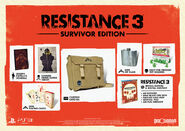Resistance 3 Survivor Edition