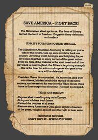AFAO saveamerica