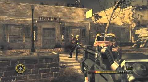 Resistance 3 PlayStation Experience trailer