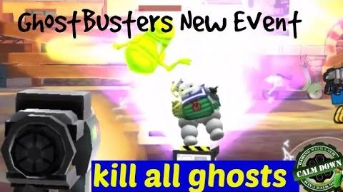 NEW GHOSTBUSTERS EVENT GRIND IT OUT!