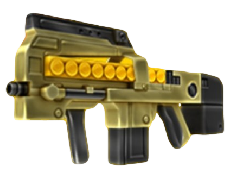 Elite Assault Rifle cutted