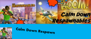 Calm down respawn