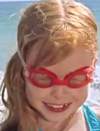 Sandy smile
