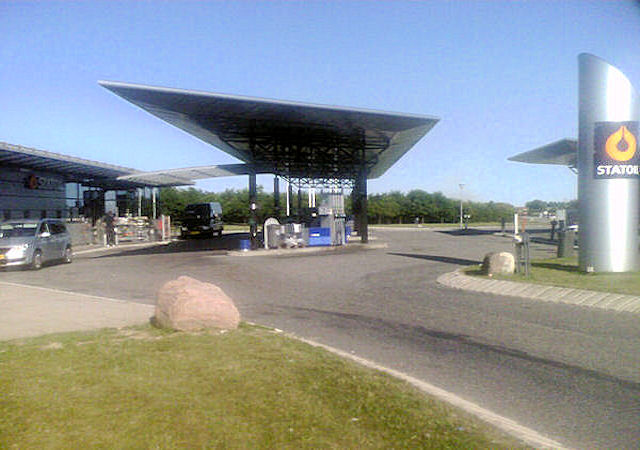 Denmark E20 Tuels Rest Stops And Service Plazas Fandom Powered By Wikia