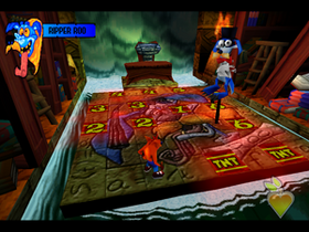 Ripper Roo (Crash Bandicoot 2 Boss)