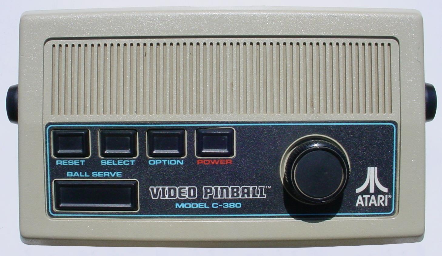 Atari Video Pinball | ...