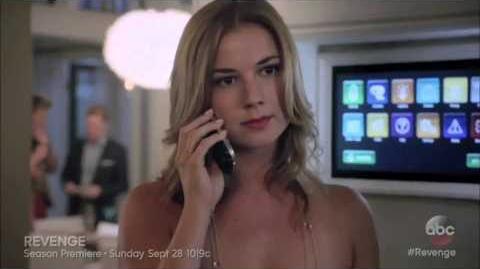 """Revenge 4x01 Sneak Peek 1 """"Renaissance"""" HD) Season 4 Episode 1 Sneak Peek"""