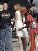 Revenges-Emily-VanCamp-Gabriel-Mann-and-Nick-Wechsler-Shoot-Seaside-White-Wedding-10-435x580