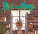 Rick and Morty Issue 19