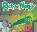 Rick and Morty Issue 21