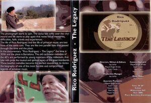The Legacy DVD 2007 500