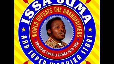 Issa Juma & Super Wanyika Stars - Sauda taken from World Defeats the Grandfathers Vol 2