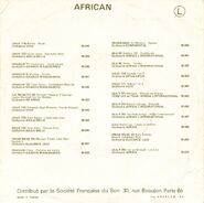 African 90803 CB 1000