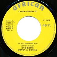 African 90851 LA 1000