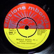 Orchestre Conga International, label