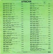 African 91489 AB