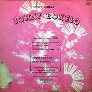 Johny Bokelo, back
