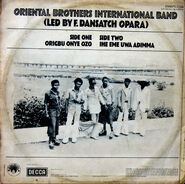 Oriental Brothers DWAPS2034 back