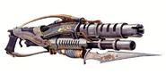 Helion Rifle Concept