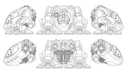 Heavyguard Concept