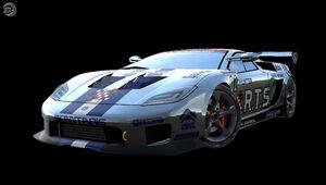 Ridge Racer: Unbounded - Ridge Racer Type 4 Machine and  El Mariachi 2012 pc game Img-4