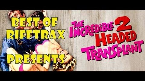 Best of Rifftrax The Incredible Two-Headed Transplant