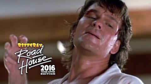 Road House (2016 Three-Riffer Edition) RiffTrax Preview-0