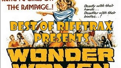 Best of Rifftrax Wonder Women-0