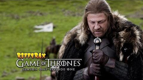 """RiffTrax Game of Thrones S01E01 """"Winter is Coming"""" Free preview!"""