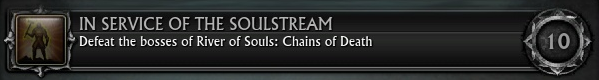 In Service of the Soulstream