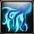 Glacier Octopus Icon