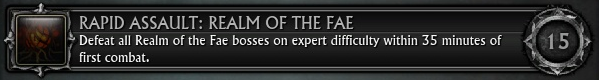 Rapid Assault Realm of the Fae
